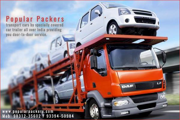Car and Bike Carrier Moving With Popular Packers & Movers, Is The Best