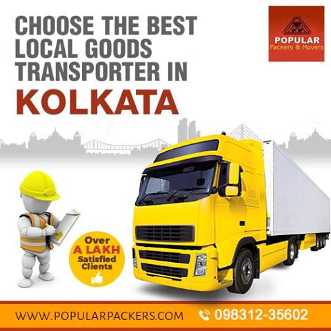 Why Should One Hire Goods Transporters In Kolkata