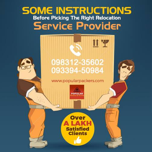 How Packers And Movers in Kolkata serve you better and all that you need to know