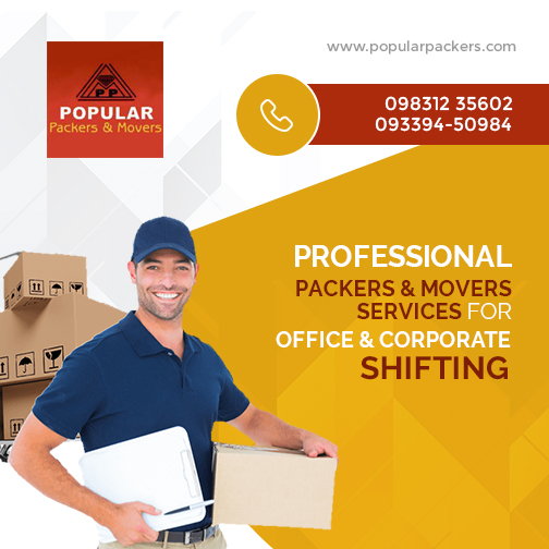 Professional Packers & Movers services